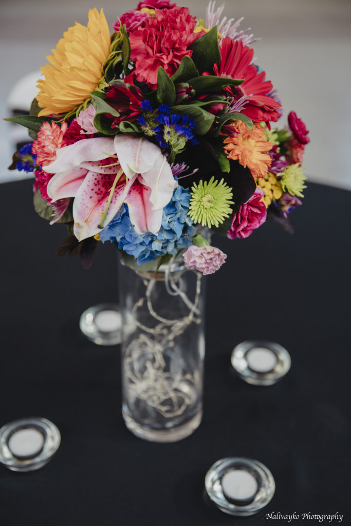 Floral and Stripe | Seattle wedding designer and decorator for weddings and events